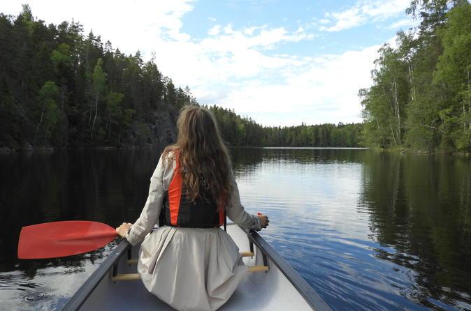 Helsinki Summer Nature Adventure