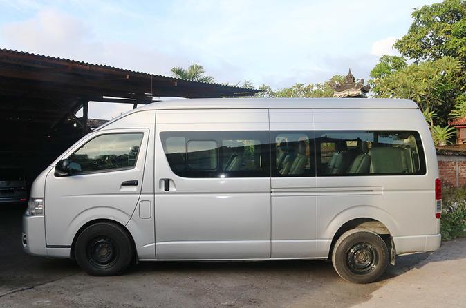 Bali Minibus Carter With English Speaking Driver - Kuta