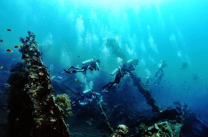 Diving Tulamben & The Charm Of Eastern Bali - Kuta