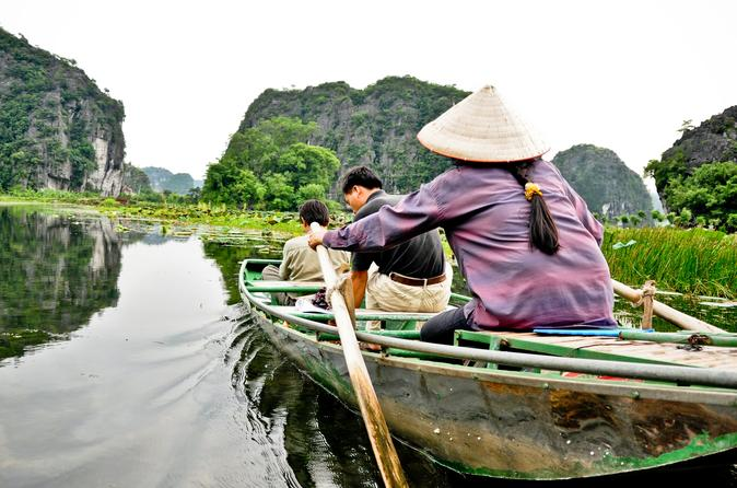 3-Day Private Cycling Tour to Mai Chau and Pu Luong from Hanoi