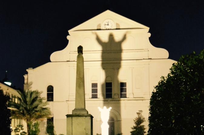 Haunted French Quarter Tour