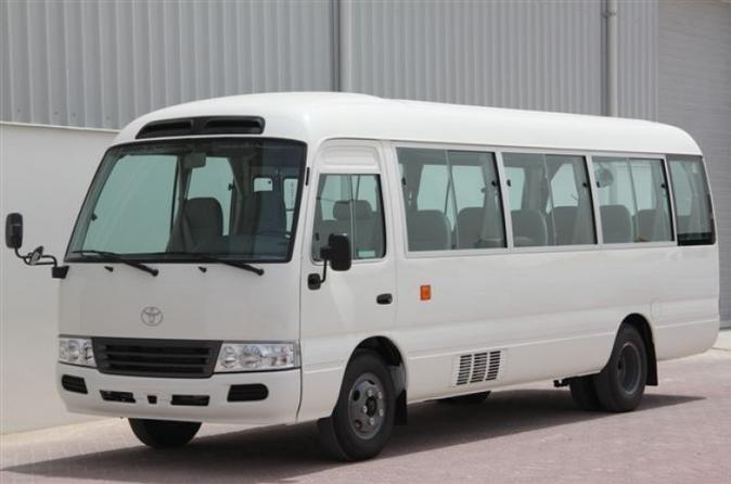 Hong Kong Private Coach Tour with top-rated English-speaking guide