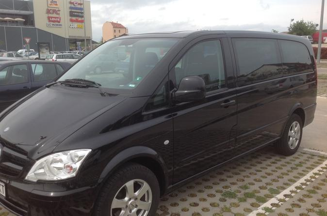 Private Airport Transfer From Bourgas Airport To Sunny Beach