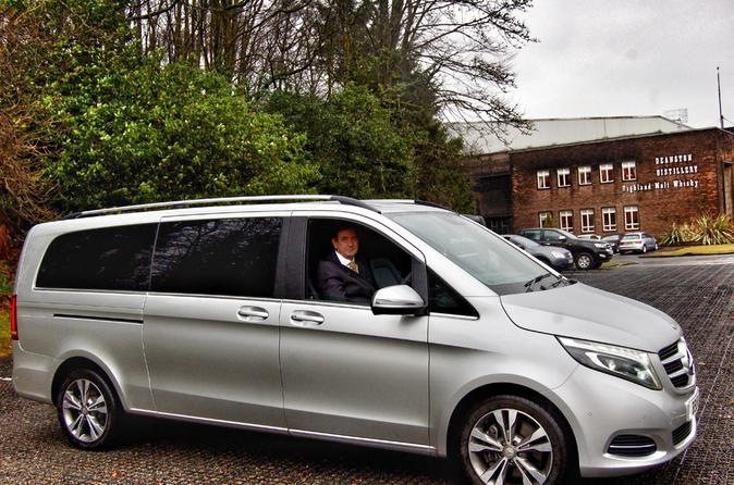 Distillery Day Tour & Sightseeing - Luxury Private Chauffeur - Glasgow
