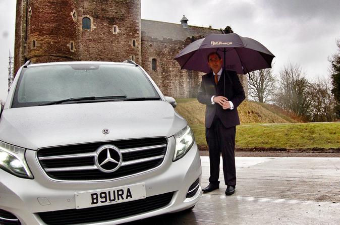 Glasgow Day Tour & Sightseeing - Luxury Private Chauffeur - Edinburgh