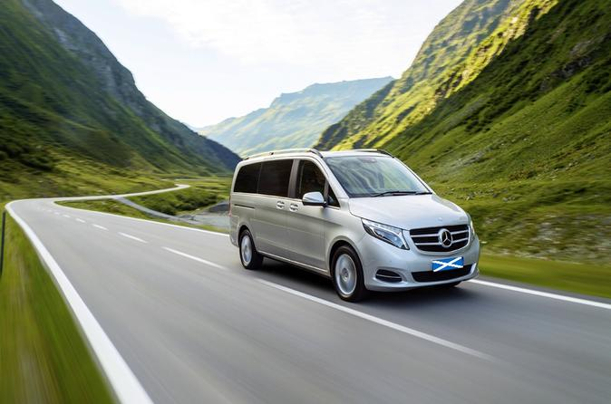Glasgow to Inverness - Luxury Private Transfer
