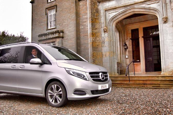 Glasgow to St Andrews - Luxury Private Transfer