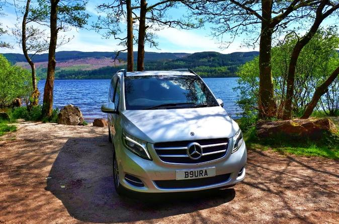 Loch Lomond & The Trossachs National Park Day Tour - Luxury Private Chauffeur