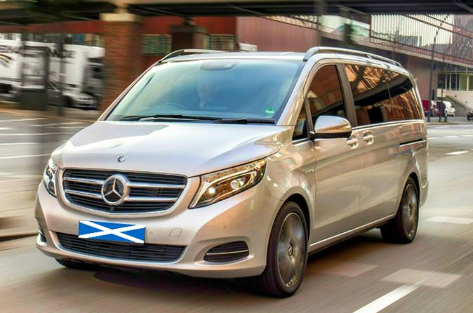 Trump Turnberry Resort to Glasgow - Luxury Private Transfer