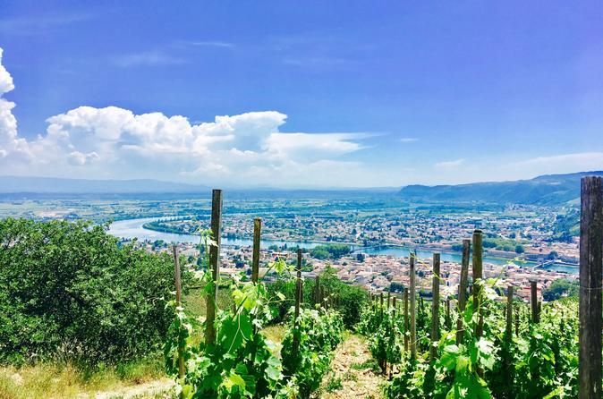 Northern Côtes du Rhône wine