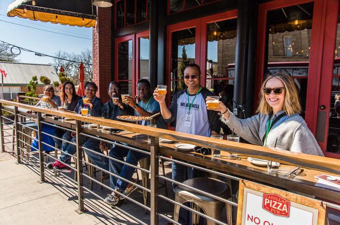 Historic Downtown McKinney Food Tour - Dallas