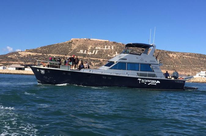 Agadir Boat Trip With Lunch