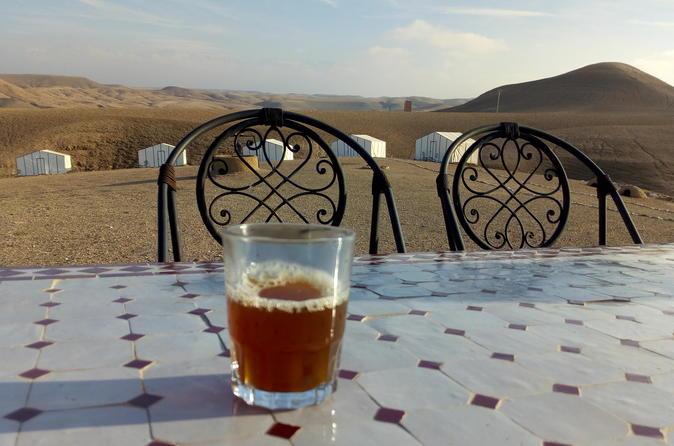 Desert Dinner With Transfers From Marrakech - Marrakesh