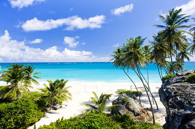 Barbados Coastal Beach Sightseeing Tour