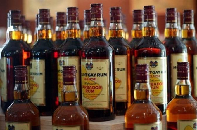 Barbados Combo Tour: Harrison's Cave and Mount Gay Rum Visitor's Centre