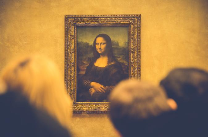 Paris Skip-the-Line Tour of Louvre Including Mona Lisa