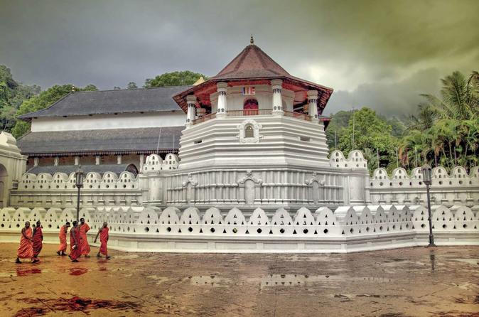 Private Kandy Day Tour With Pinnawala From Colombo