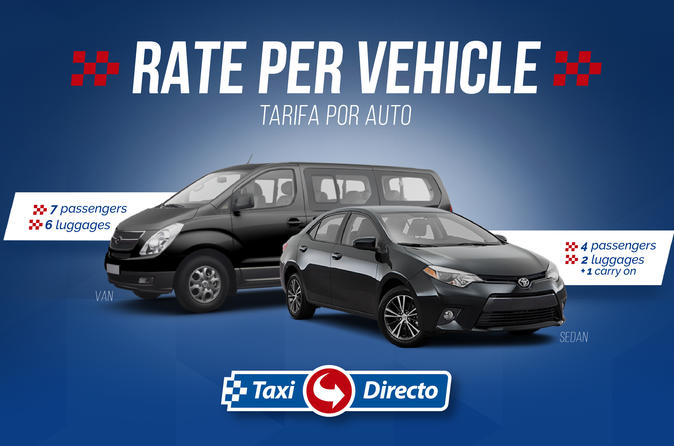Official Airport Taxi and Van Service
