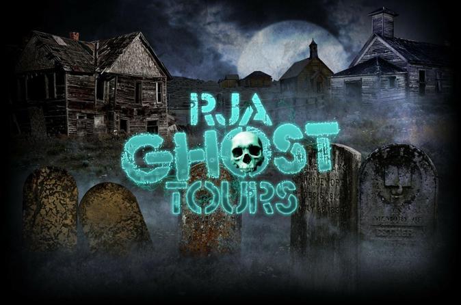 San Antonio Ghost Tour