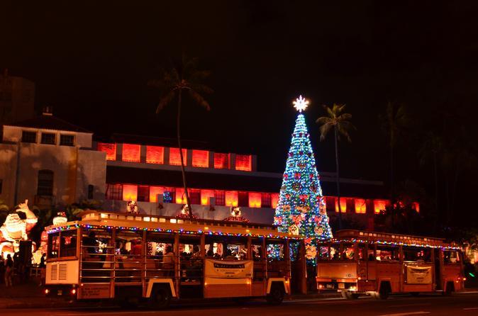 honolulu holiday lights tour