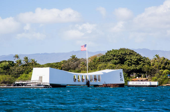 Ultimate pearl harbor circle island in honolulu 421945