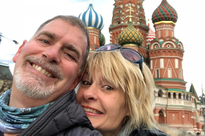 Moscow Easy Pace - 4 Day Privately Guided Tour