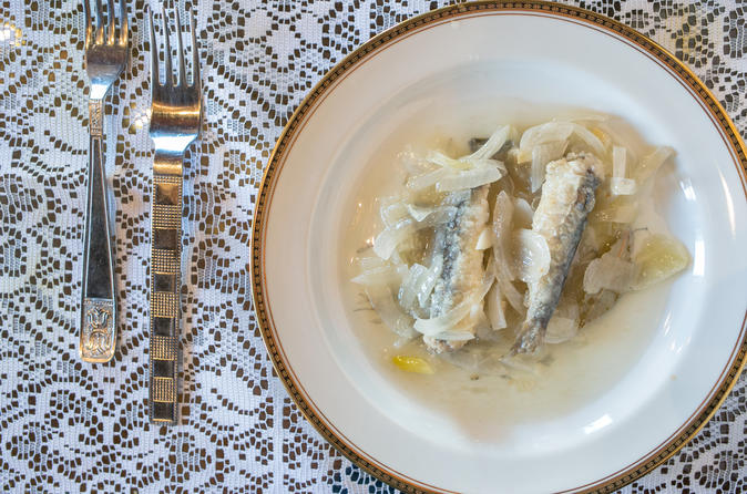Dining Experience At A Cesarina's Home In Venice With Show Cooking