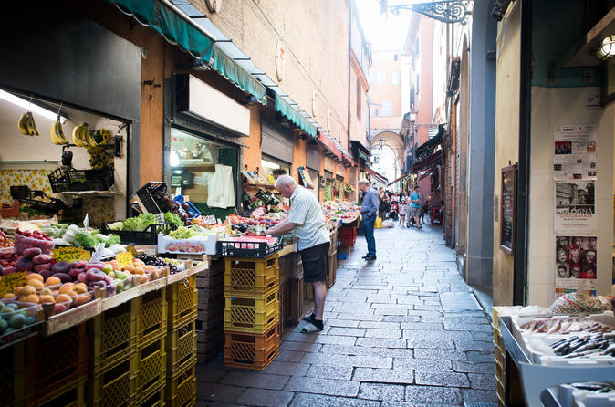 Local Market Visit And Dining Experience At A Cesarina's Home In Bologna