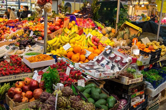 Local Market Visit And Dining Experience At A Cesarina's Home In Milan