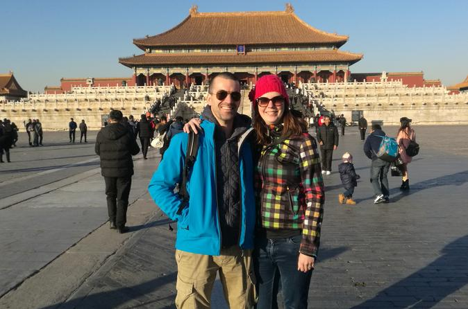 Badaling Great Wall Forbidden City Tian'anmen Square Private One Day Tour - Beijing