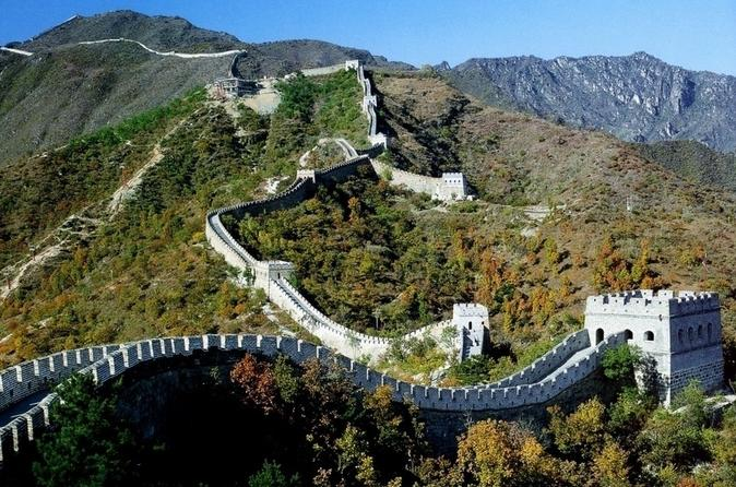 Beijing Layover Tour - Mutianyu Great Wall With Round-trip Airport Transfer