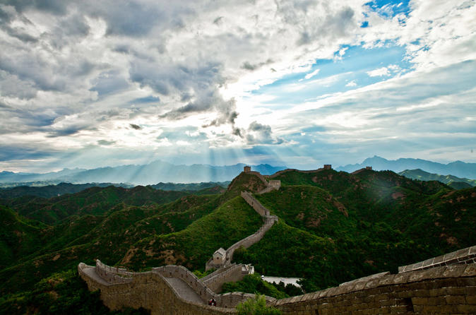 Jinshanling Great Wall Private One Day Tour - Beijing