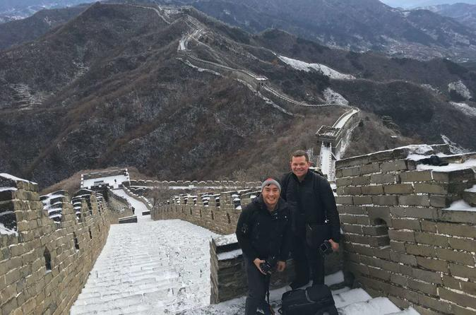 Layover Beijing Tour To Mutianyu Great Wall Tiananmen Square And Forbidden City