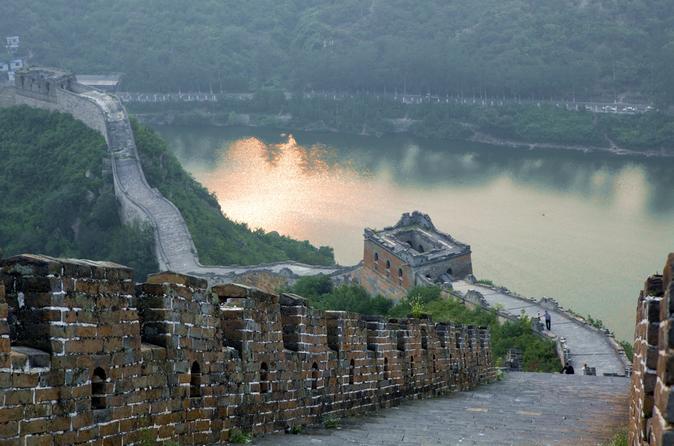 Mutianyu And Huanghuacheng Water Great Wall Day Tour - Beijing