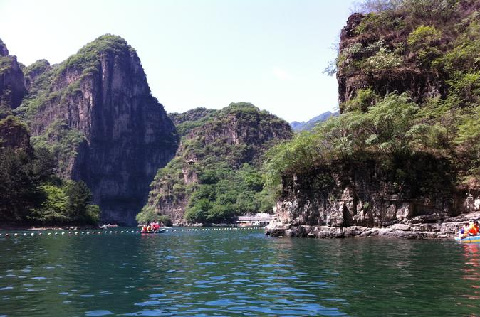 Private Day Tour To Longqing Gorge From Beijing