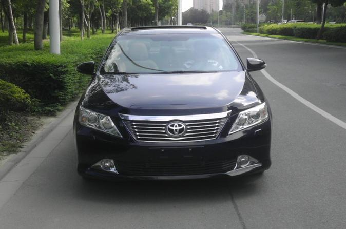 Private Round-Trip Transfer Between Airport And Hotel - Beijing