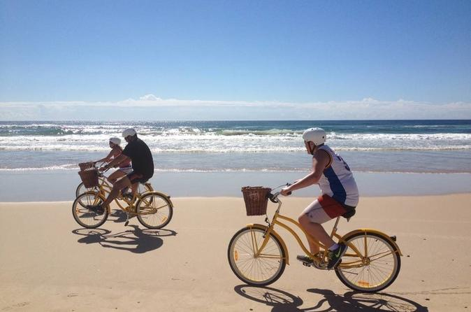 Gold coast bike tour from surfers paradise in gold coast 170739