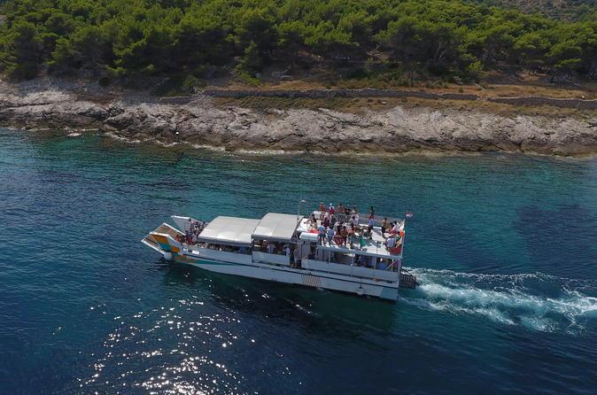 Three Island Tour To Blue Lagoon, Ciovo And Maslinica, All-inclusive - Split