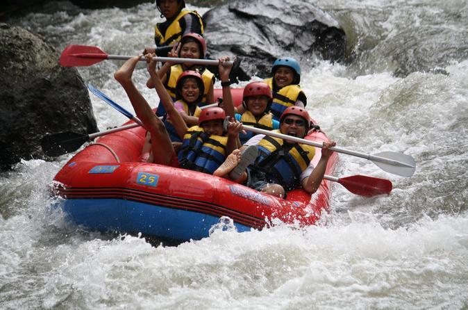 Bali Ayung River Rafting Adventure - Ubud