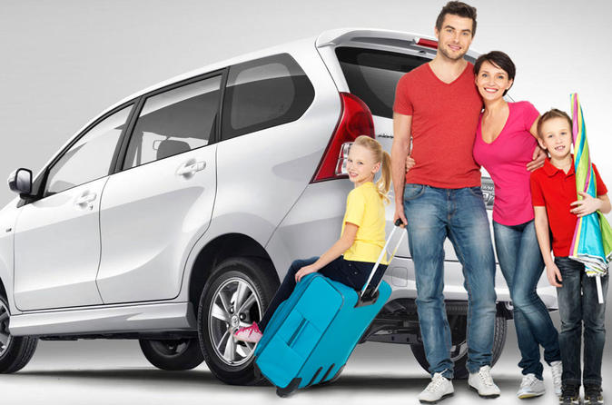 Bali Private Pick Up Airport To Ubud Hotels