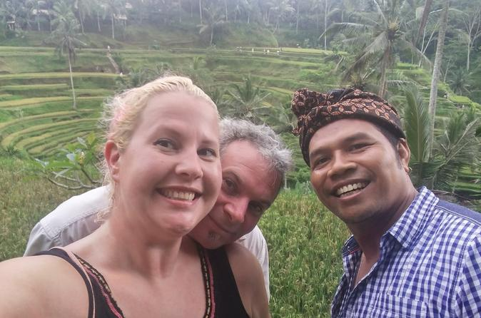 Full-Day Bali Private Car And Chauffeur Driver - Ubud
