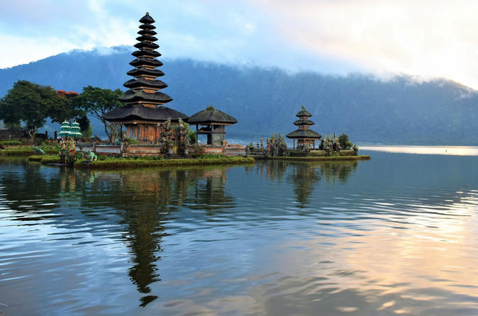 Full Day Water Temples Tour And UNESCO Rice Terraces - Ubud