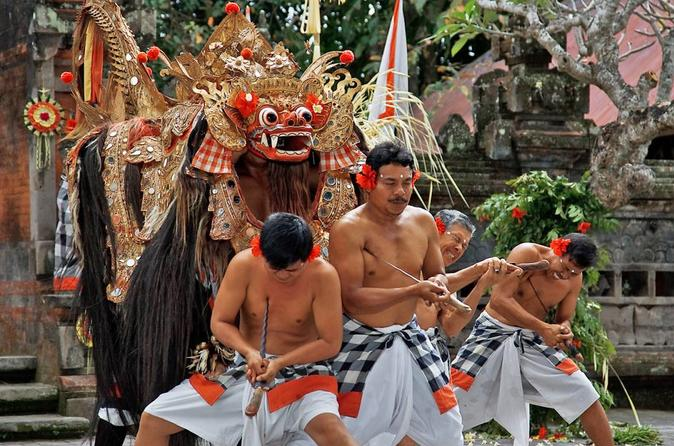 Ubud Full-Day Barong Tours