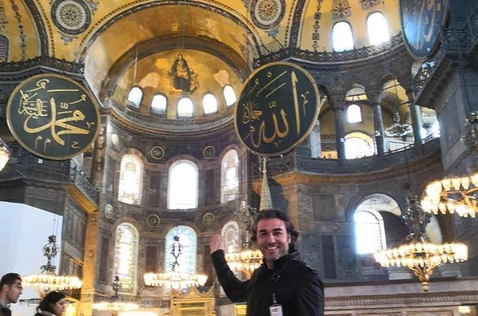 Private Layover Tour by My Local Guide Istanbul