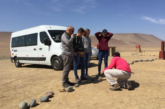 Nazca lines pick up from Lima