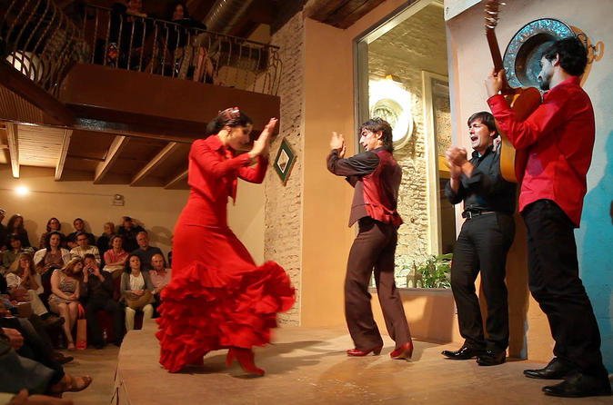 Flamenco Show At Casa De La Memoria Admission Ticket - Seville