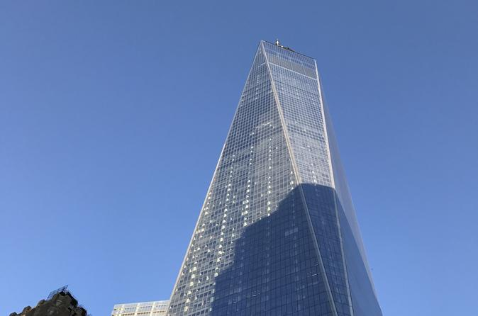 Downtown Manhattan Walking Tour - New York City