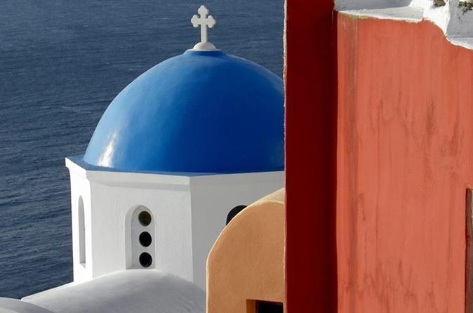Santorini Wine And Gastronomy Private Tour