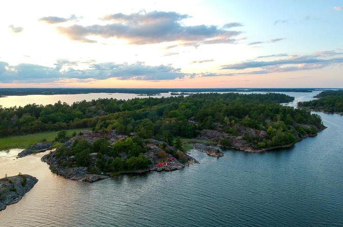 4-Day Kayak & Wildcamp The Archipelago Of Sweden - Stockholm
