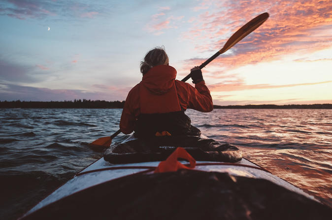 Solo Travellers! 5-Day Kayak & Wildcamp The Archipelago Of Sweden - Stockholm